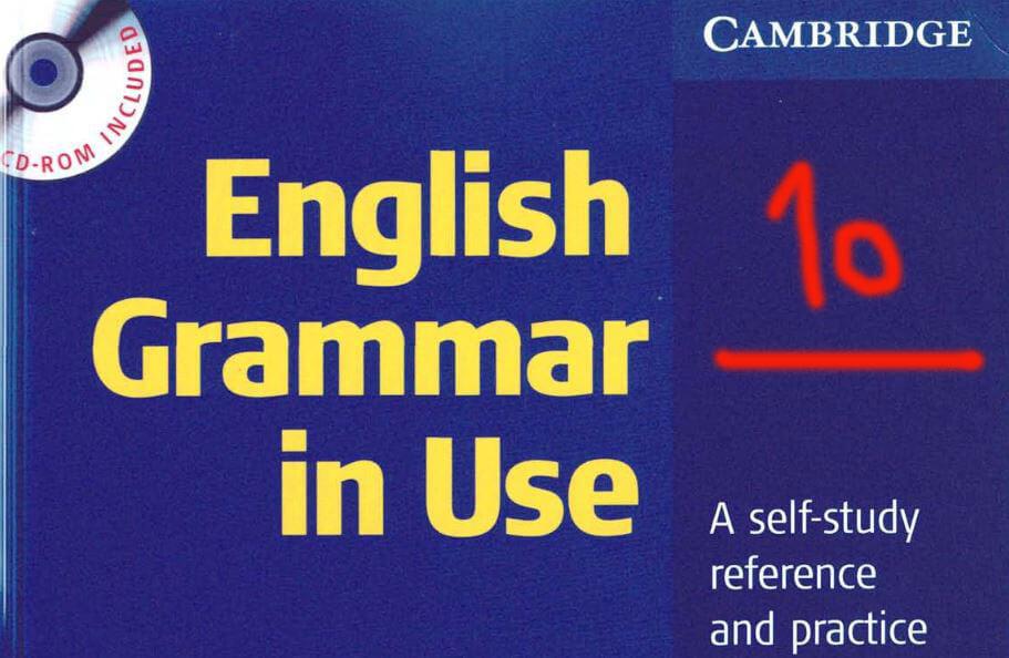 آموزش گرامر زبان انگلیسی (درس دهم)